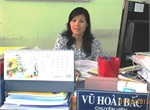 Ms Vu Hoai Bac